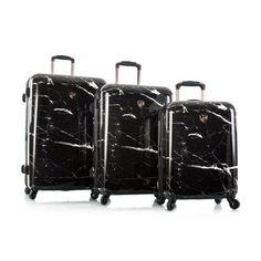 Luggage Brands, Luggage Store, Luggage Sets, Kids Luggage, Best Luggage, Cute Suitcases, Gel Cushion, Black And White Marble, Online Bags