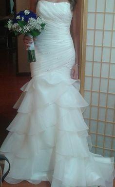 ¡Nuevo vestido publicado!  Mori-Lee blu by Mad – T38 ¡por sólo 750€! ¡Ahorra un 35%!   http://www.weddalia.com/es/tienda-vender-vestido-novia/mori-lee-blu-by-mad-t38-3/ #VestidosDeNovia vía www.weddalia.com/es