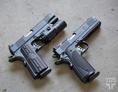 "gundoseig: "" Real STEEL 1911 GRP recon Springfield 1911 TRP carbon fiber grips 🔥 via "" Revolver, 1911 Pistol, Colt 1911, Tactical Shotgun, Tactical Gear, Tactical Knives, Weapons Guns, Guns And Ammo, Armas Airsoft"