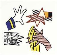 Study of Hands, 1981