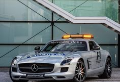 Mercedes-Benz SLS AMG GT F1 Safety Car 2013, The 2012 components 1 Singtel Singapore Grand Prix is nearly sure to see the Mercedes-Benz SLS AMG GT Official F1™ security automobile referred to as into motion.