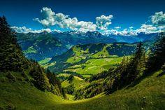 Beautiful Mountainous Terrain. Image captured by Matthew Szwedowski