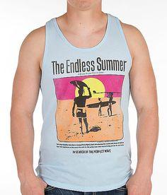 8a66561a Mustache Brigade Endless Summer Tank. Summer Tank Tops, Sleeveless Shirt,  Mustache, Beachwear