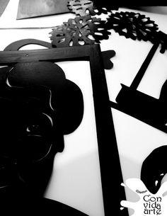 Títeres de sombras para el taller ¡¡Ofrenda Asombrosa!!