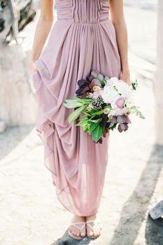 lilac purple bridesmaid dress wedding style brides of adelaide magazine