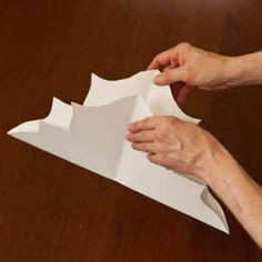 How to paint a curvy Moroccan-Star Design