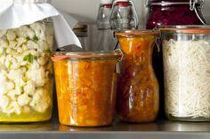 Alles over pectine, citroenzuur en suiker, dé ingrediënten om van fruit een jam, gelei of compote te maken.