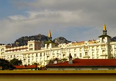 Palace Hotel in Menton