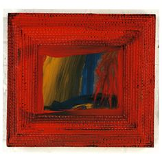 Howard Hodgkin I Chinoiserie Magical Paintings, Paintings I Love, Chinoiserie, Howard Hodgkin, Abstract Painters, Abstract Art, Art Walk, Figure Painting, Cool Artwork