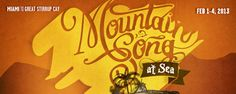Mountain Song at Sea sets sail February 1-4, 2013 from Miami to Great Stirrup Cay, Bahamas aboard the Norwegian Sky.