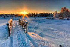 Sunrise over snow Winter Magic, Winter Fun, Winter Is Coming, Winter Snow, Cosy Winter, Winter Time, Snow Scenes, Winter Scenes, Beautiful World