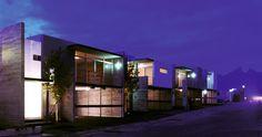 Fernanda Canales Arquitectura, Casas m