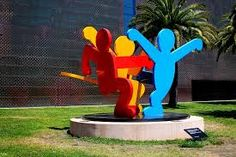 Image result for keith haring people dancing