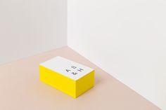 Architects Soini & Horto branding  http://mindsparklemag.com/design/architects-soini-horto/  #architecture #helsinki #branding