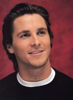 Oh my.... y so beautifully handsome? ♥_♥ #ChristianBale