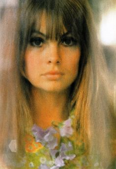 Vogue UK November 1966  Jean Shrimpton by Saul Leiter