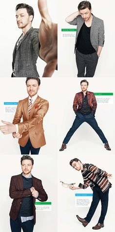 James McAvoy (I may not show it but I probably like him a little more than Tom @carly1d )