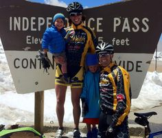 Interview with multisport athlete Sari Anderson on staying active with a family.