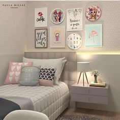 It brings a nice touch of softness in our interiors and all its nuances decorate our decoration. Discover our selection of gray products to perfect the decoration of your… Continue Reading → Cute Bedroom Ideas, Cute Room Decor, Teen Room Decor, Bedroom Decor, Diy Room Decor Tumblr, Bedroom Lighting, Modern Bedroom, Girls Bedroom Colors, Girl Bedroom Designs