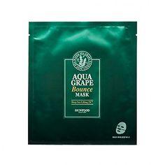 [Skinfood] Aqua Grape Bounce Mask