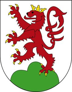 Coat of arms of the city of Murten/Morat, Canton of Fribourg, Switzerland
