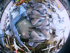 Air Force: Stash These F-22s for Us? NASA: Yeah Sure We Got Room | NASA Langley…