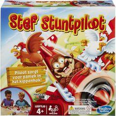 Stef Stuntpiloot - Gezelschapsspel
