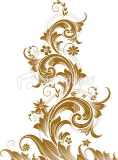 Buy Stock Photos and Royalty-Free Image Subscriptions Motif Baroque, Calligraphy Art, Caligraphy, Letter Art, Colorful Pictures, Fractal Art, Indian Art, Royalty Free Images, Stencils