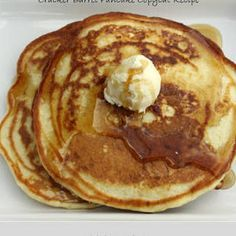 CRACKER BARREL COPYCAT PANCAKES @keyingredient