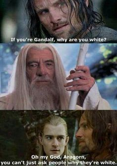 Just Aragorn thing