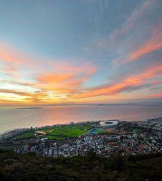 Cape Town, Westerns, Landscapes, Celestial, Sunset, Places, Outdoor, Paisajes, Outdoors