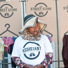 The Street Store is a unique take on brick and mortar, providing the homeless with a special shopping experience. #PopUp #SocialChange