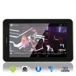 "Freelander PX2 7"" Capacitive Quad-Core Android 4.2 8GB Phone Tablet PC Dual-SIM 2G/3G GPS FM Bluetooth Black  For sale on ebay"