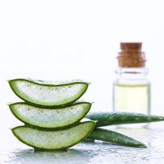 Aloe Vera Kosmetik selber machen - Rezept für selbst gemachtes Aloe Vera Gesichtswasser mit nur 3 Zutaten - stabilisiert den Säureschutzmantel der Haut, unterstützt die Zellregeneration ...