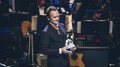 Be sure to watch Sting's sincere acceptance speech, and surprise performance by Annie Lennox
