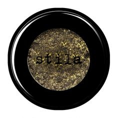 Pin for Later: Bring Some Festive Sparkle to Your Makeup This Party Season Stila Magnificent Metals Eyeliner Stila Magnificent Metals Eyeliner Metallic Eyeliner, Gel Eyeliner, Glitter Makeup, Metallic Makeup, Beauty Makeup, Eye Makeup, How To Do Eyeliner, Eye Liner Tricks, Cosmetics