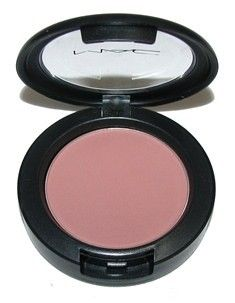 MAC Sheertone Blush in Blushbaby. Gives a subtle, natural flush for fair skin beauties.