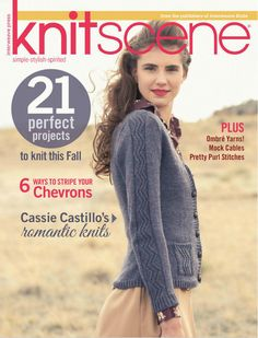 Knitscene Fall 2013 - 壹一 - 壹一的博客