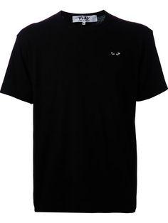 5bd046500a7e Comme Des Garçons Play basic T-shirt American Rag