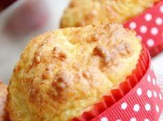 Fotorecept: Syrové muffiny - Tieto muffiny naslano sa velmi dobre hodia napr. k dobremu vinku na posedenie s priatelmi alebo si ich mozete...