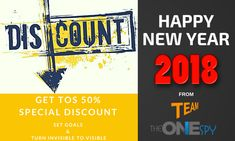 TOS discounts has never let a single festival or occasion. New year discounts opportunity is provided to protect young kids, spouse with TheOneSpy discount offers.