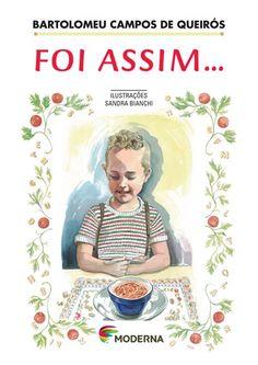 Nascido em Minas Gerais, em 1944, Bartolomeu Campos de Queirós é autor de vários livros para crianças, de peças teatrais e de textos sobre arte-educação. Teve o seu primeiro livro, O peixe e o pássaro, publicado em 1974. Recebeu os mais significativos prêmios pelo seu trabalho literário.