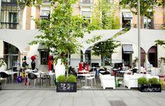 Top restaurantes: terrazas para tomar una copa en Madrid