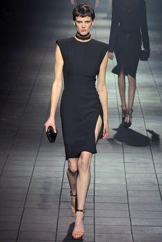 Lanvin Spring 2012 Ready-to-Wear Fashion Show - Saskia de Brauw (Viva)