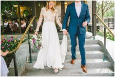modest wedding dress with long sleeve from alta moda. --(modest bridal gown)--