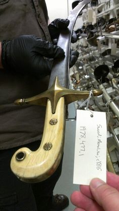 In honor of the bicentennial of the War of we're providing you a sneak peak of a Marine officer's Mameluke sword, circa Barbary Wars, Barbary Coast, Marine Officer, Us Marine Corps, The Fog Of War, Usmc Quotes, War Of 1812, Us Marines, Semper Fi