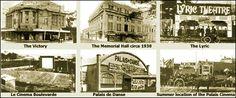St Kilda, Theatres, Post Card, Victorious, Melbourne, Cinema, Street View, Australia, History