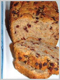 Weet Bix Banana Choc Loaf recipe thanks to @Becci Sundberg sharing it :) I might use Vita Brix instead :) Becci made it into muffins for her family :)