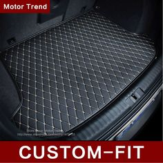 68.00$  Buy here - http://aliadc.worldwells.pw/go.php?t=32549400027 - Custom fit car trunk mat for Infiniti EX25 FX35/45/50 G35 JX35 Q70L QX80/56 3D all weather car-styling tray carpet cargo liner 68.00$
