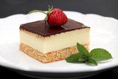 Recepty na krémeše: tradičné aj originálne, ovocné, tvarohové aj orechové   Naničmama.sk Cheesecake, Tiramisu, Desserts, Food, Bb, Hampers, Chef Recipes, Cooking, Tailgate Desserts